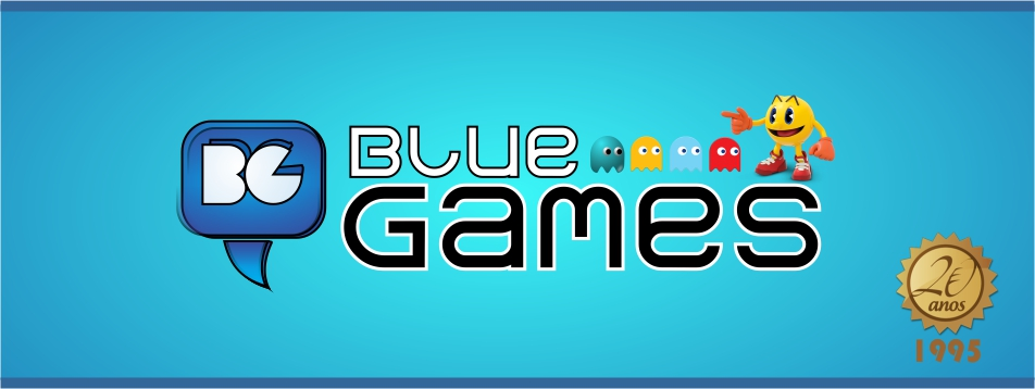 BLUE GAMES 20 ANOS